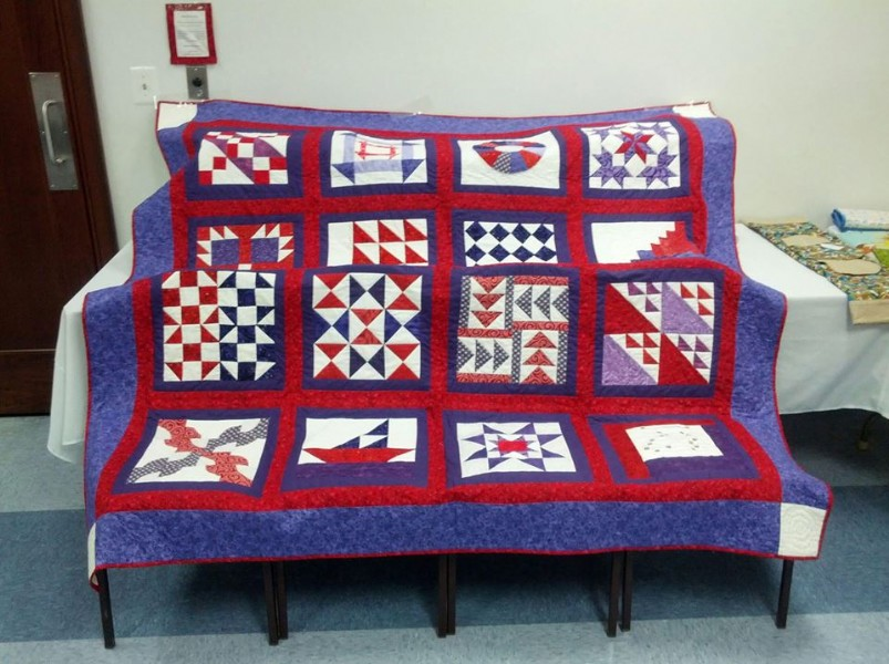 A Spectacular Sale of Quilts, Arts & Crafts